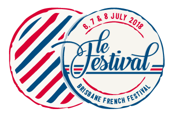 visit le festival, french festival in brisbane from 6 to 8 july 2018