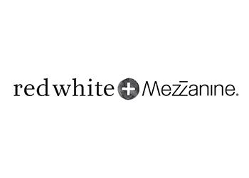 Mezzanine - Red & White