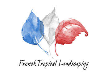 French Tropical Landscaping