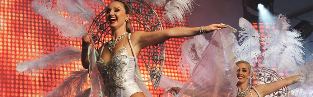 Le Festival Brisbane French Festival entertainment viva Showgirls