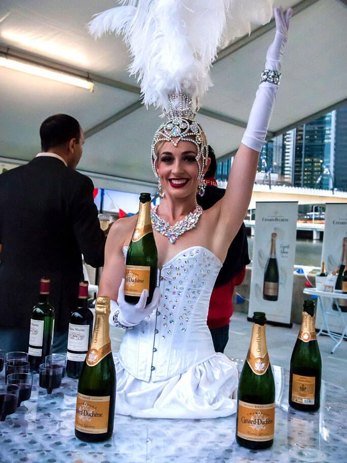 Le Festival - Brisbane French Festival - Drinks 1