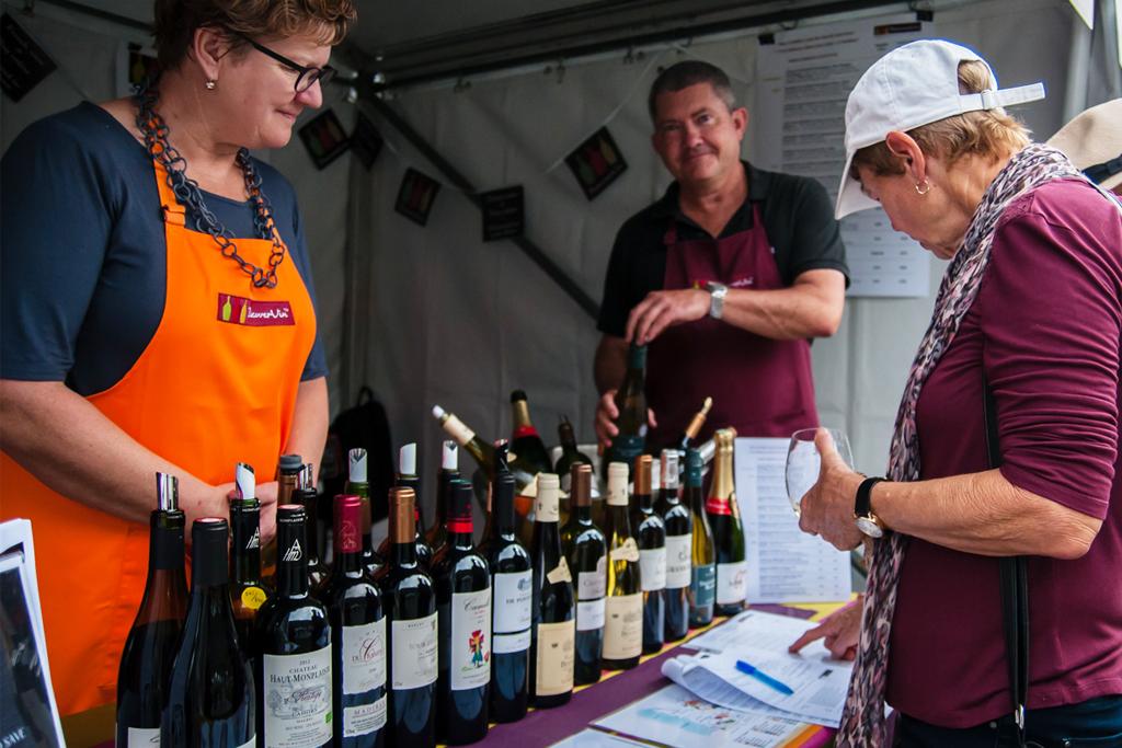 Le Festival - Brisbane French Festival - Drinks 9