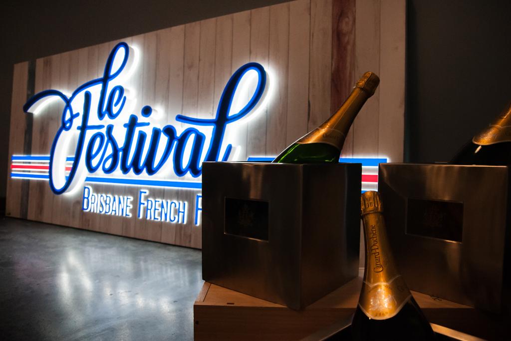 Le Festival - Brisbane French Festival - Drinks 8