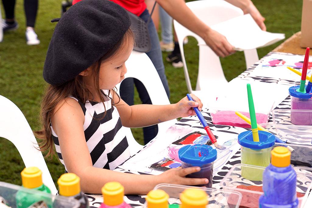 Le Festival - Brisbane French Festival - Children 10