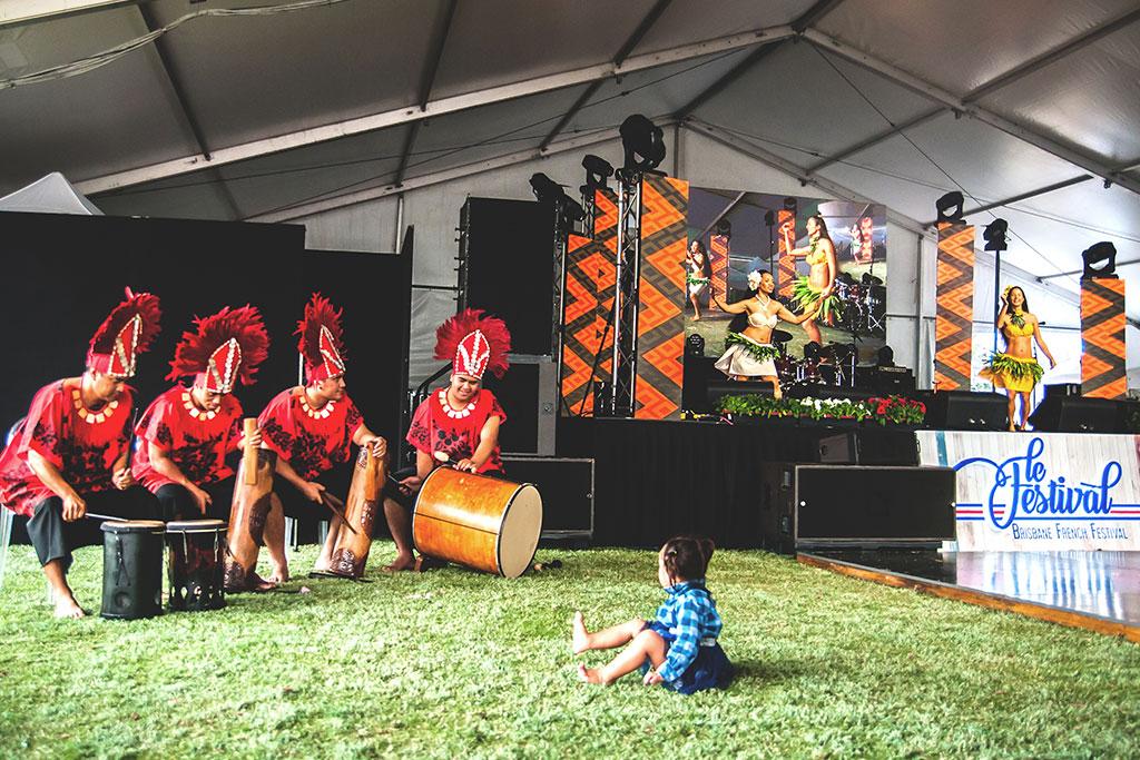 Le Festival - Brisbane French Festival - Children 9