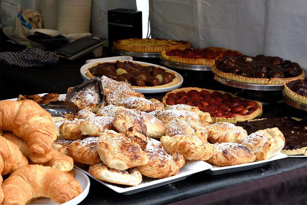 Le Festival - Brisbane French Festival - Food 1
