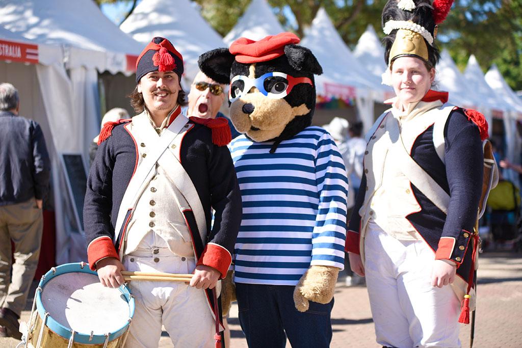 Le Festival - Brisbane French Festival - Maurice 6