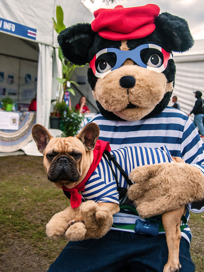 Le Festival - Brisbane French Festival - Maurice 3