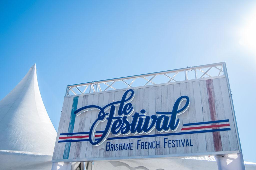 Le Festival - Brisbane French Festival - Venue 7