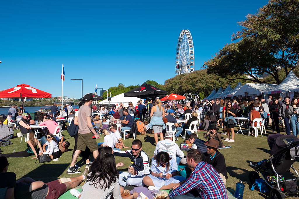 Le Festival - Brisbane French Festival - Venue 4