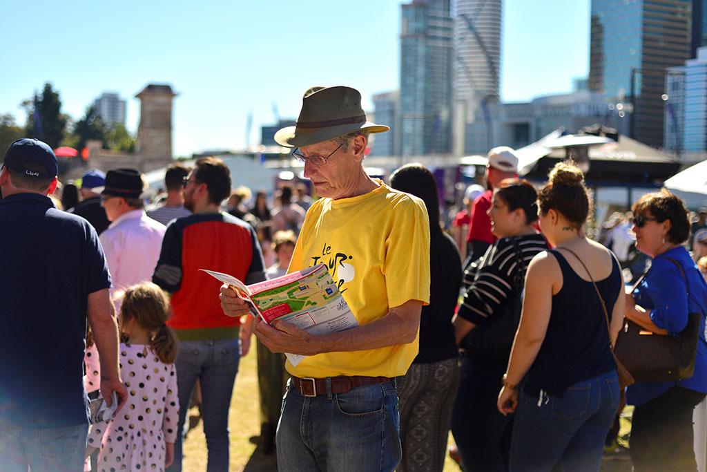 Le Festival - Brisbane French Festival - Visitors 12