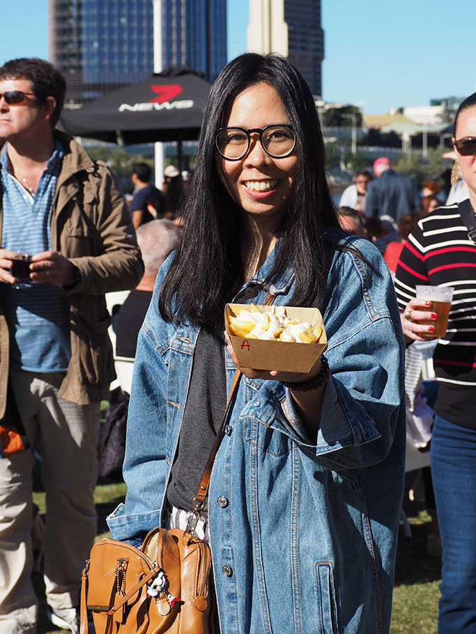 Le Festival - Brisbane French Festival - Visitors 11