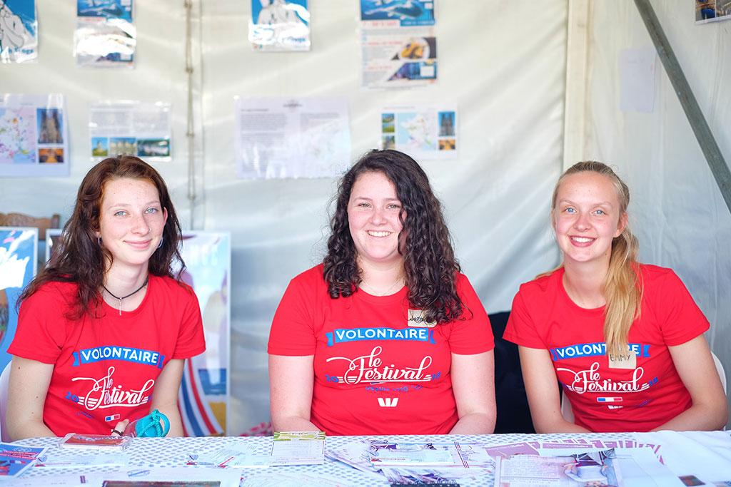 Le Festival - Brisbane French Festival - Volunteers 9