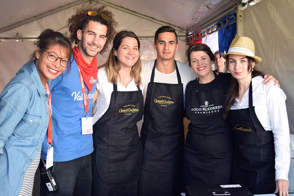 Le Festival - Brisbane French Festival - Volunteers 10