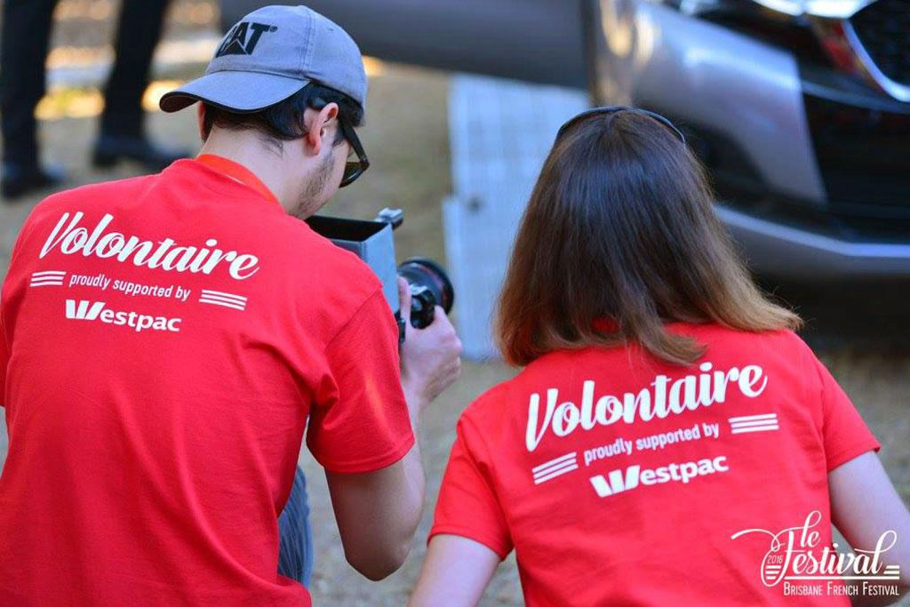 Le Festival - Brisbane French Festival - Volunteers 1