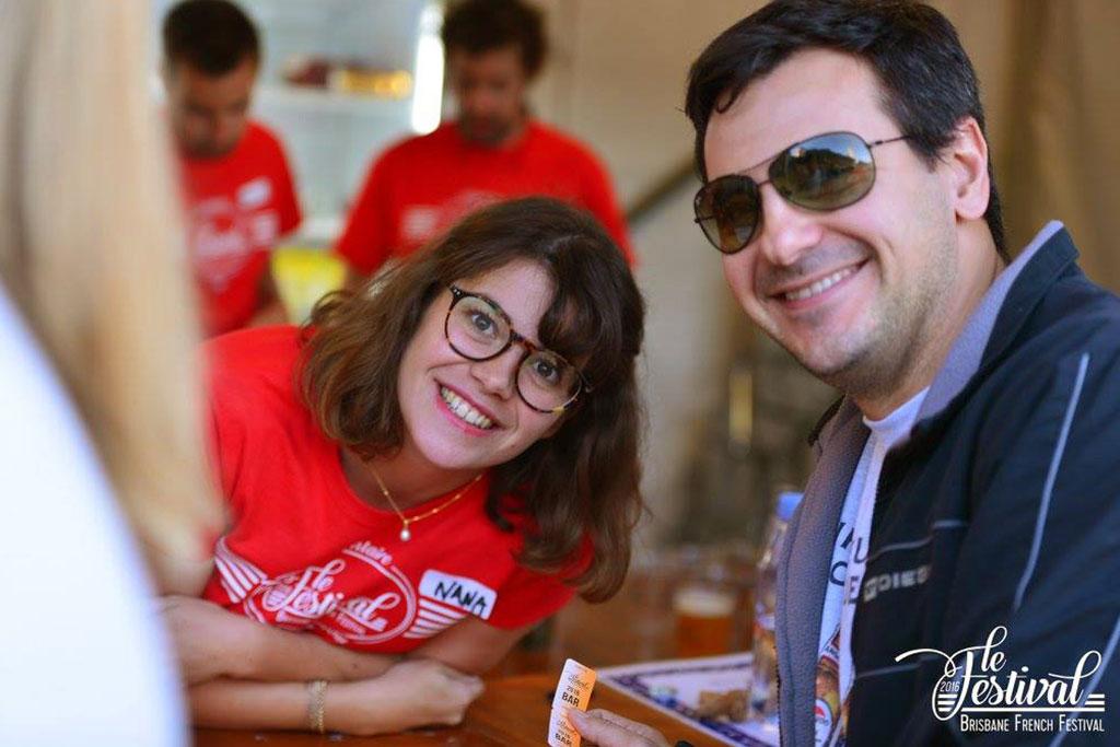 Le Festival - Brisbane French Festival - Volunteers 6