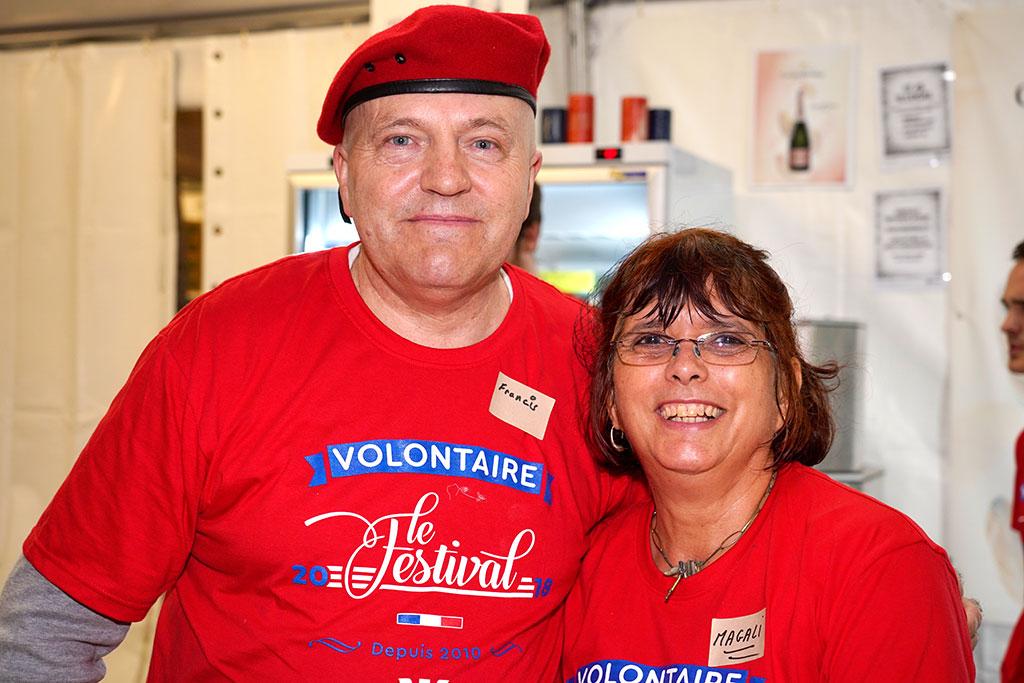 Le Festival - Brisbane French Festival - Volunteers 11