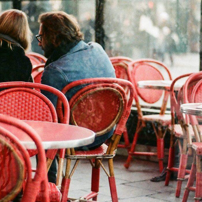 Café en Terrasse avec Caroline Vosse au Café de Flore